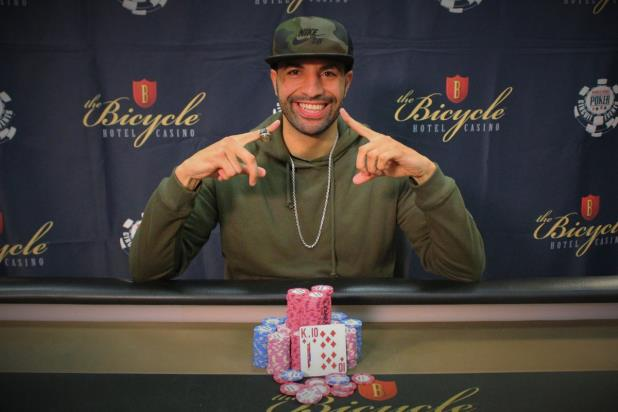 Article image for: SID EL HARRAK WINS MAIN EVENT AT THE BIKE