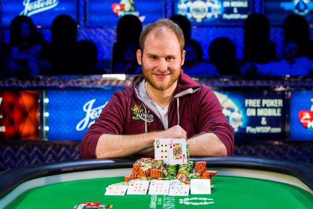 Article image for: SAM GREENWOOD TAKES DOWN $1K NLHE EVENT AND WINS WSOP GOLD BRACELET