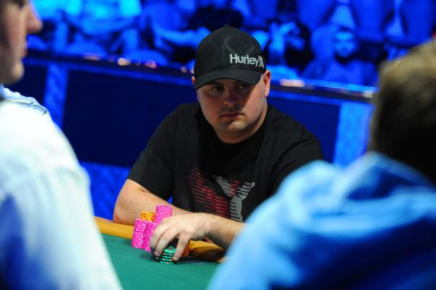 PAYING UNCLE SAM: STEIN WINS WSOP POT-LIMIT OMAHA EVENT #31