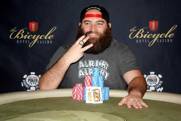 Scott Stewart Wins His Second Casino Champion Title