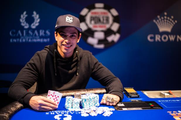 Article image for: AUSSIE SCOTT CALCAGNO WINS TERMINATOR BOUNTY EVENT AT WSOP APAC