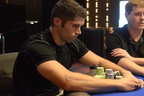 SCOTT CLEMENTS SETS EARLY PACE IN WSOP APAC EVENT 1