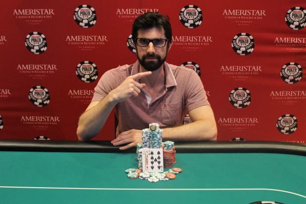 SCOTT HALL WINS AMERISTAR ST. CHARLES MAIN EVENT