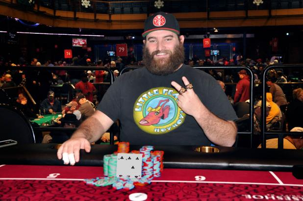 Article image for: SCOTT STEWART WINS HORSESHOE TUNICA CASINO CHAMPIONSHIP