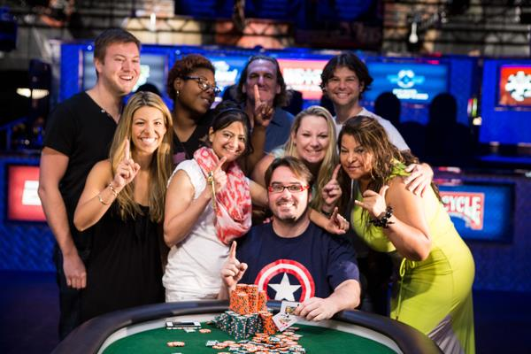 Article image for: SEAN DEMPSEY WINS EVENT 39 $3K NLHE