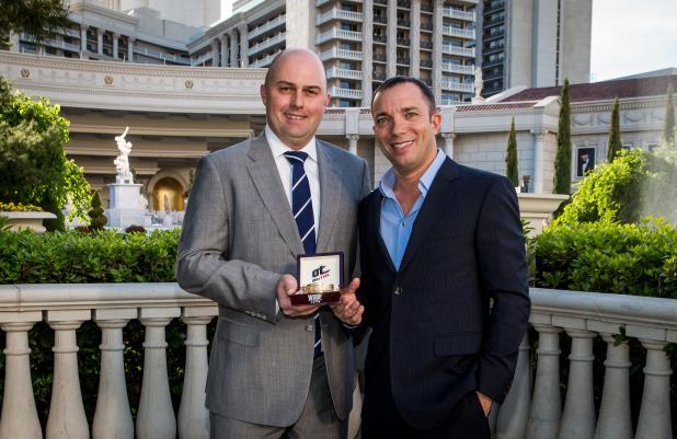 WSOP ANNOUNCES PARTNERSHIP WITH CROWN FOR APRIL 2013 EVENT IN MELBOURNE, AUSTRALIA