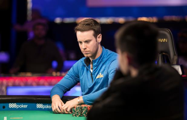 Article image for: SEAN SWINGRUBER WINS $10,000 HEADS UP TO CLAIM FIRST WSOP BRACELET