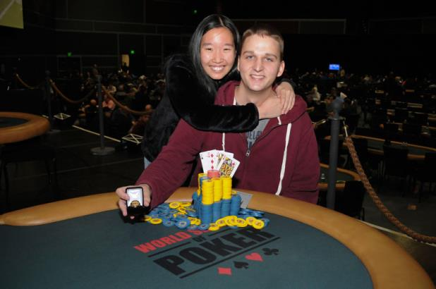 CASINO CHAMPION PROFILE: SEAN TROHA