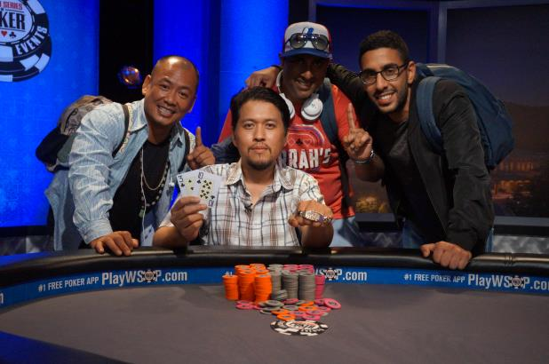 SEAN YU WINS GLOBAL CASINO CHAMPIONSHIP