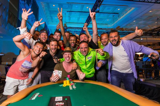 SEBASTIAN LANGROCK WINS $1,500 NO-LIMIT HOLD