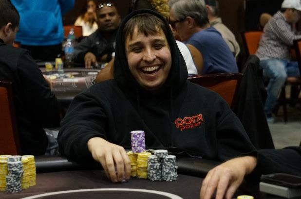 Article image for: SERGIO RAMIREZ FINISHES ATOP FLIGHT B OF CHOCTAW MAIN EVENT