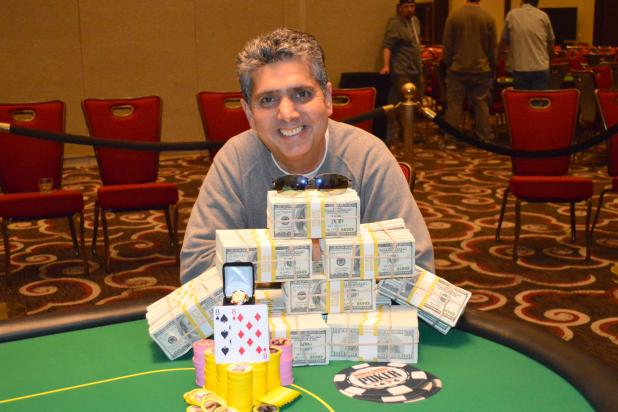 Article image for: SHAHIN EDALATDJU WINS HARRAH'S RINCON MAIN EVENT