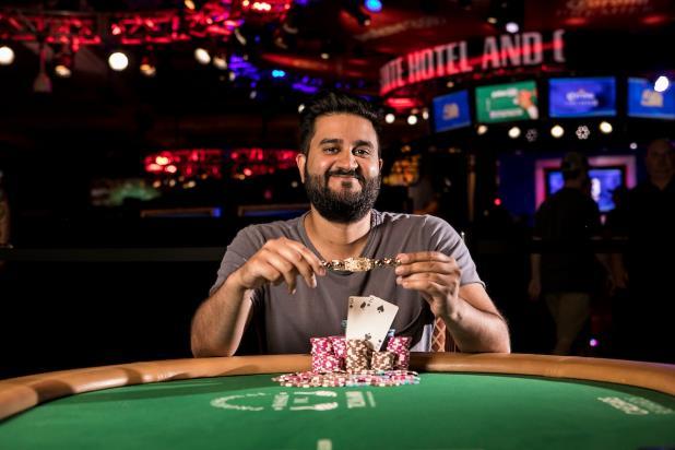 Article image for: SHANKAR PILLAI CLAIMS GOLD IN $1,500 BRACELET WINNERS ONLY NLHE