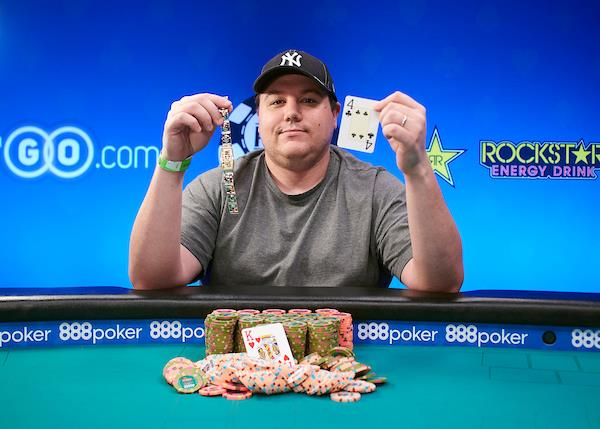 Article image for: SHAUN DEEB WINS $10,000 NO-LIMIT HOLD'EM SIX-MAX