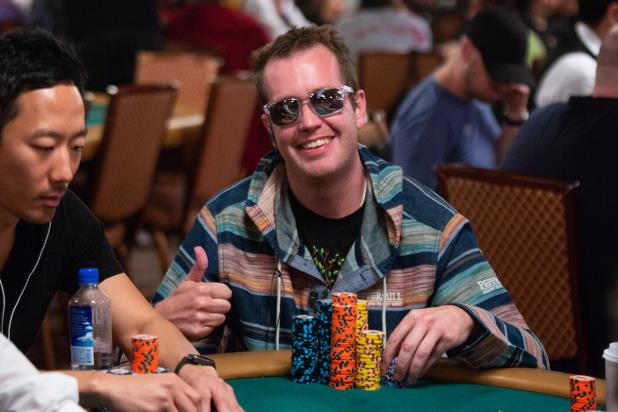 Article image for: SHAWN DANIELS CLIMBS TO TOP OF THE COUNTS ON MAIN EVENT DAY 2AB