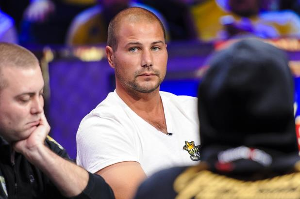 Article image for: DAN SINDELAR ELIMINATED IN 7TH PLACE