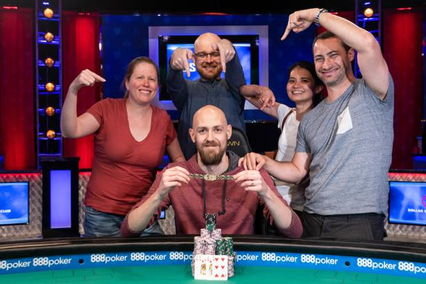 Article image for: STEPHEN CHIDWICK WINS FIRST WSOP GOLD BRACELET IN $25K PLO