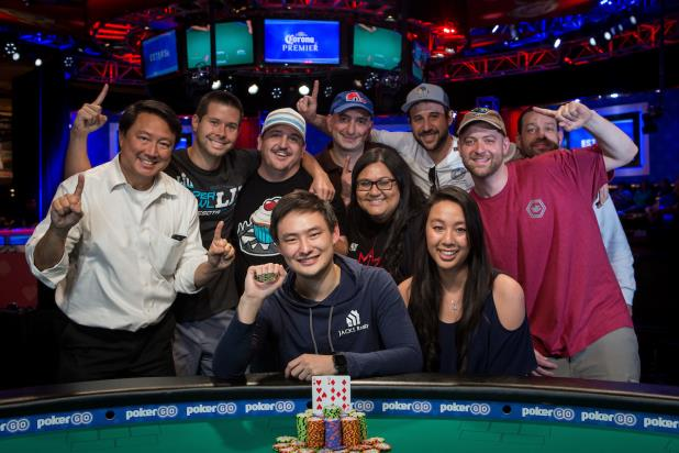 Article image for: STEPHEN SONG WINS EVENT #28, $1,000 NO-LIMIT HOLD'EM