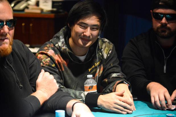 Article image for: STEPHEN SONG LEADS FINAL FOUR TO END DAY 2 IN LAKE TAHOE MAIN EVENT