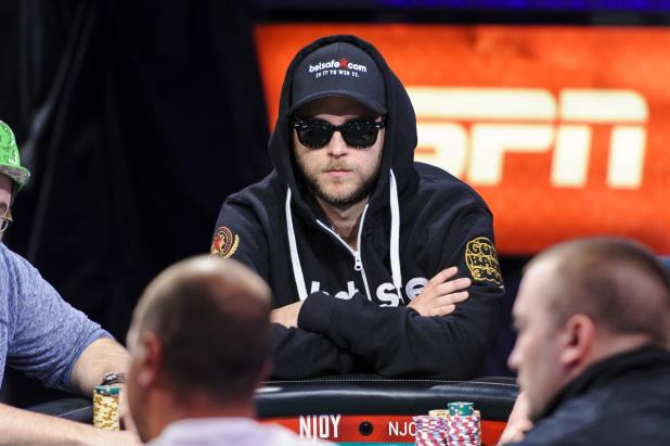 FELIX STEPHENSEN ELIMINATED FROM MAIN EVENT