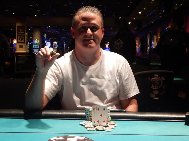 Article image for: CASINO CHAMPION PROFILE: STEVE FOUTTY
