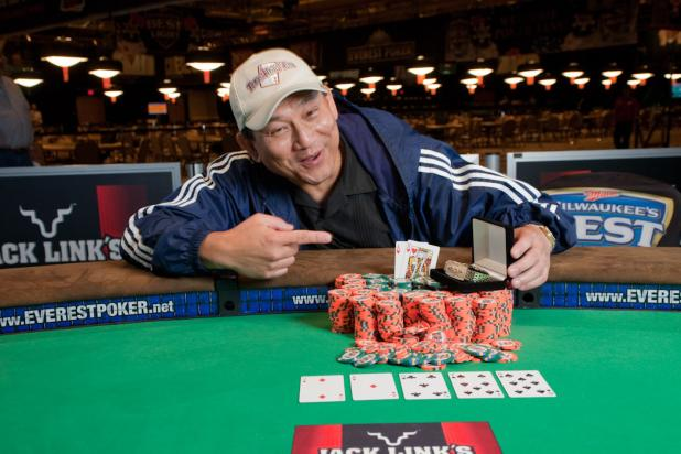 Article image for: GEE MONEY: STEVE GEE WINS WSOP EVENT 13 AND $472,479.