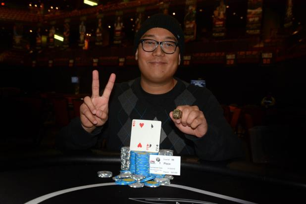 Article image for: CHOCTAW CASINO CHAMPION: TJ THONDUP