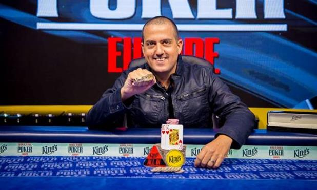 TAMIR SEGAL WINS WSOP EUROPE COLOSSUS