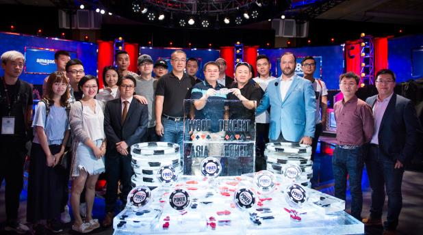 WSOP AND ASIA