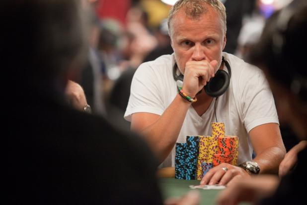 Article image for: THEO JORGENSEN IS WSOP MAIN EVENT CHIP LEADER AT END OF DAY 6
