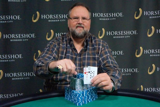 HOMETOWN HERO THOM CREEL WINS BOSSIER CITY MAIN EVENT