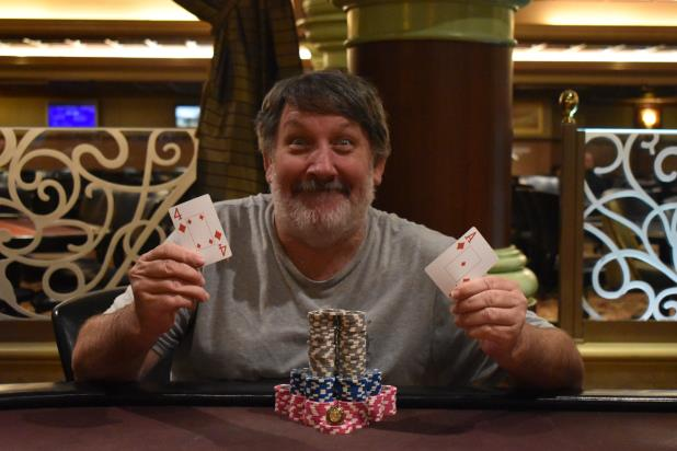 Article image for: THOMAS ALCORN WINS SOUTHERN INDIANA MAIN EVENT FOR $117,322