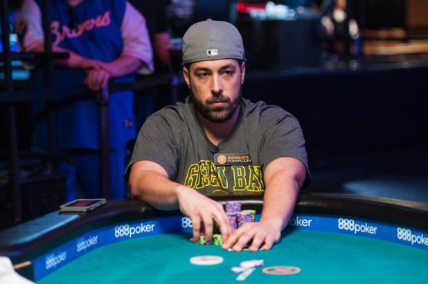 Article image for: COLOSSUS WINNER THOMAS POMPONIO LEADS PLAYER OF THE YEAR CHASE