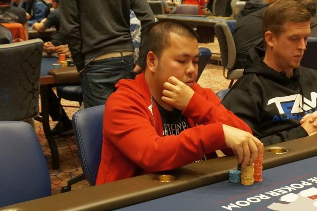 Article image for: THU TRAN LEADS THUNDER VALLEY MAIN EVENT HEADING INTO DAY 2