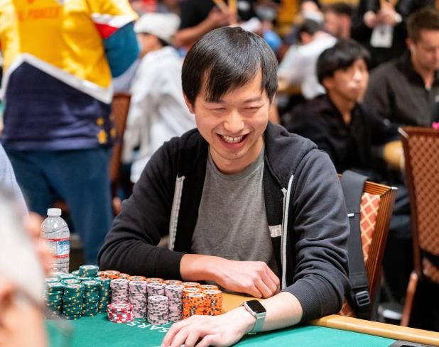 Article image for: TIMOTHY SU BAGS MASSIVE LEAD, TOPS 106 REMAINING PLAYERS IN WSOP MAIN EVENT