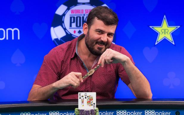 Article image for: TIMUR MARGOLIN WINS $2,500 NO-LIMIT HOLD'EM FOR $507,274