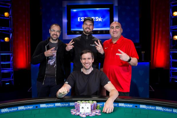 TOM KORAL TAKES DOWN $1,500 NLHE DOUBLE STACK