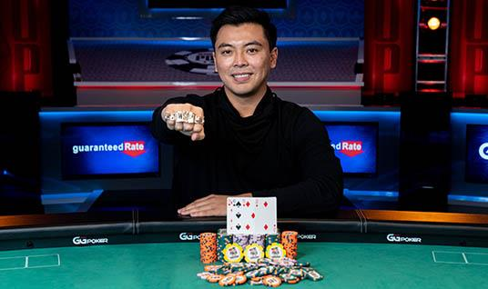TOMMY LE WINS SECOND BRACELET IN $10,000 PLO CHAMPIONSHIP