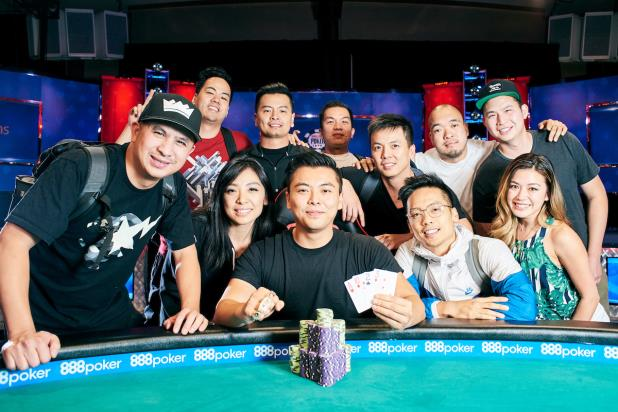 TOMMY LE WINS $10,000 POT-LIMIT OMAHA CHAMPIONSHIP