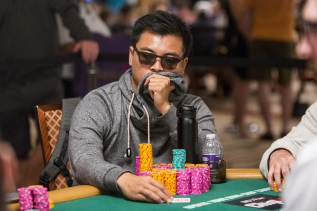 UPDATES FROM THE $10,000 POT-LIMIT OMAHA CHAMPIONSHIP