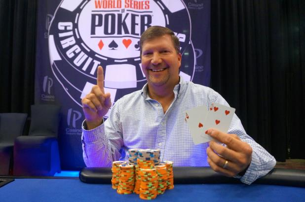 CASINO CHAMPION PROFILE: ANTHONY GRAY