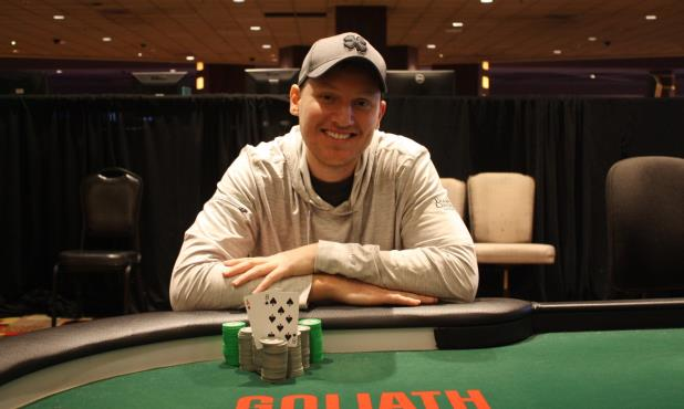 TRAVIS DORSEY WINS MAIN EVENT AT PLANET HOLLYWOOD