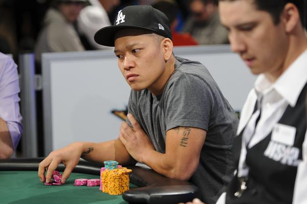 Article image for: TUAN LE TRIUMPHS IN STACKED $10K TRIPLE DRAW EVENT