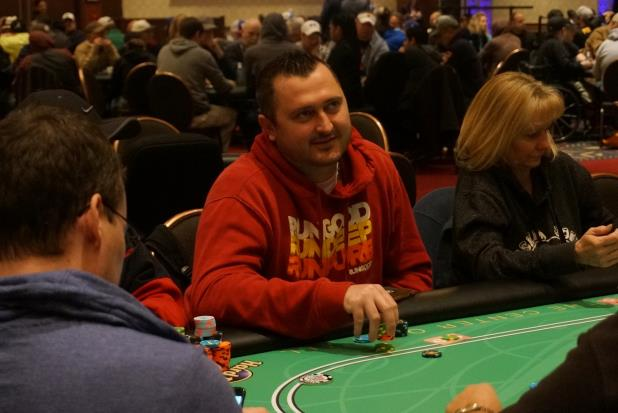 Hard rock casino tulsa poker schedule