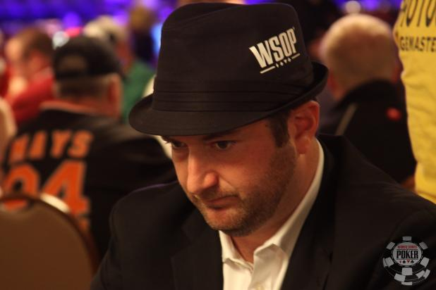 WSOP Executive Director Ty Stewart Takes His Seat