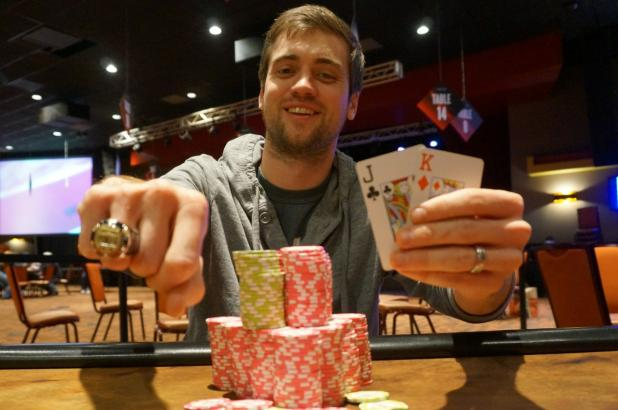 Article image for: TYLER MORRIS WINS CHOCTAW MAIN EVENT AND $369K