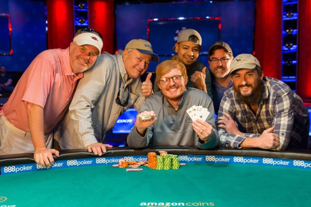 Article image for: TYLER SMITH WINS $565 POT LIMIT OMAHA BRACELET