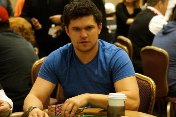 VALENTIN VORNICU RUSHES TO HEAD OF THE PACK IN 2016 WSOP MAIN EVENT CHAMPIONSHIP