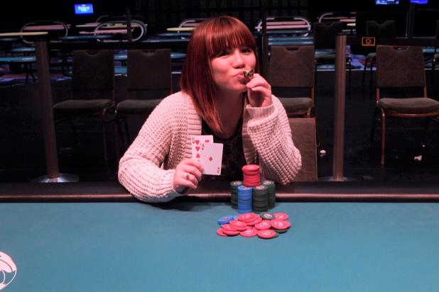Article image for: VANESSA TRUONG WINS CHEROKEE MAIN EVENT