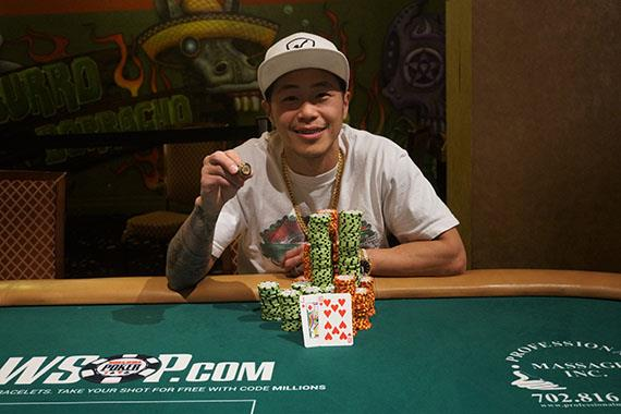 VIET VO WINS SECOND CIRCUIT RING IN RIO MAIN EVENT